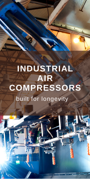air compressors for industrial use